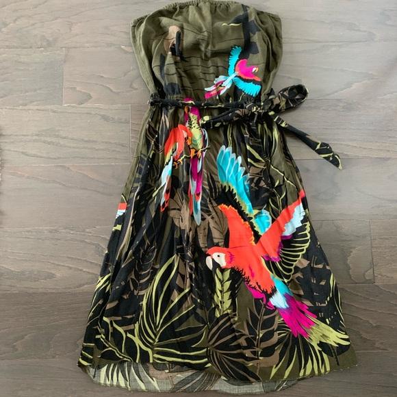 H&M Dresses & Skirts - Strapless sundress